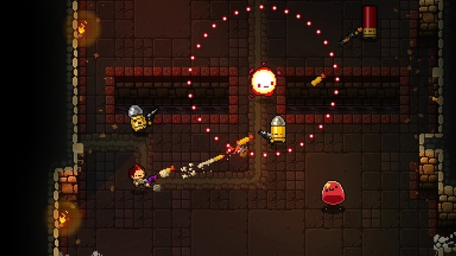 Dungeon Generation in Enter The Gungeon – BorisTheBrave Com